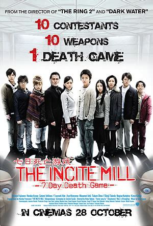 The Incite Mill streaming vf