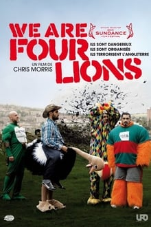 We Are Four Lions streaming vf