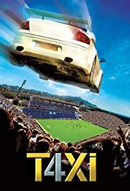 Taxi 4 2007 streaming vf