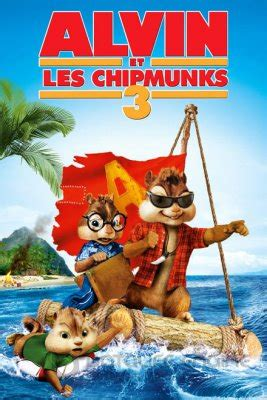 Alvin et les Chipmunks 3 2011 streaming vf