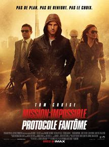 Mission : Impossible 4 - Protocole fantôme streaming vf
