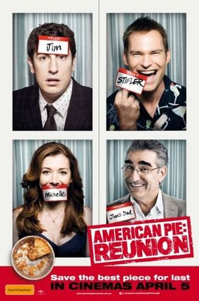 American Pie 4 Reunion streaming vf