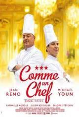 Comme un Chef streaming vf