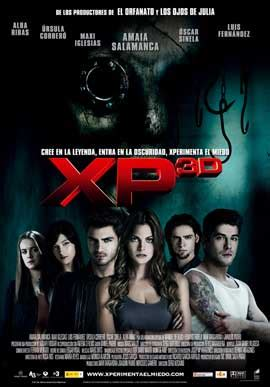Paranormal Xperience 3D streaming vf