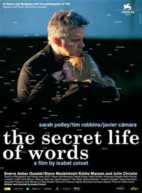 The Secret Life of Words streaming vf