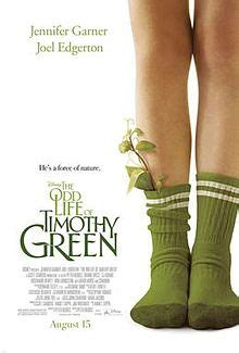 The odd Life Of Timothy green streaming vf