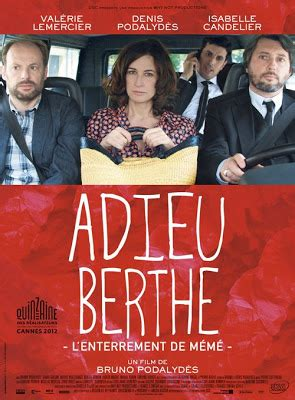 Adieu Berthe : L'Enterrement de mémé 2012 streaming vf
