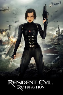 Resident Evil: Retribution streaming vf