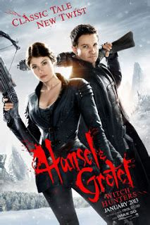 Hansel and Gretel : Witch Hunters streaming vf
