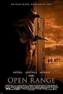 Open Range streaming vf