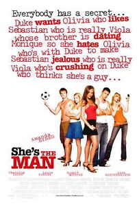 She's the Man streaming vf