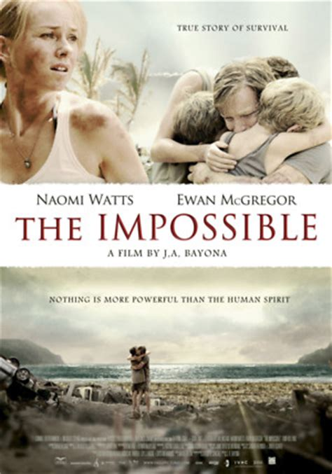 The Impossible 2012 streaming vf