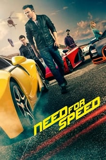 Need for Speed 2014 streaming vf