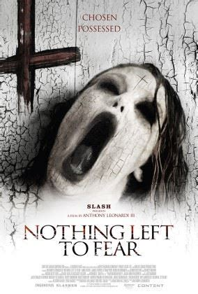 Nothing Left to Fear streaming vf