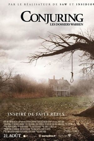 Conjuring - Les Dossiers Warren 2013 streaming vf