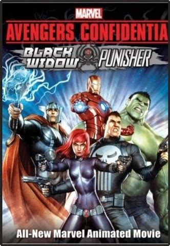 Avengers Confidential : La Veuve Noire et Le Punisher streaming vf