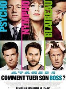 Comment tuer son Boss ? streaming vf