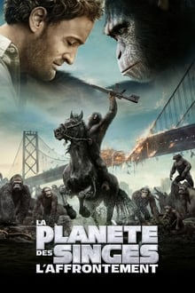 La Planète des singes : l'affrontement 720p streaming vf