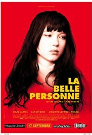 La belle personne 2008 streaming vf