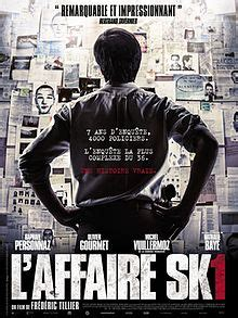 L'Affaire SK1 2015 streaming vf