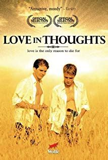 Love in Thoughts streaming vf