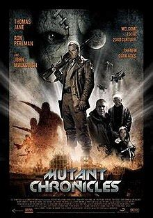 The Mutant Chronicles streaming vf