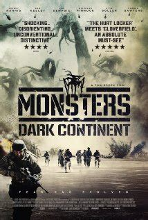 Monsters : Dark Continent 2014 streaming vf