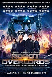 Robot Overlords 2014 streaming vf