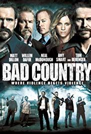 Bad Country 2014 streaming vf