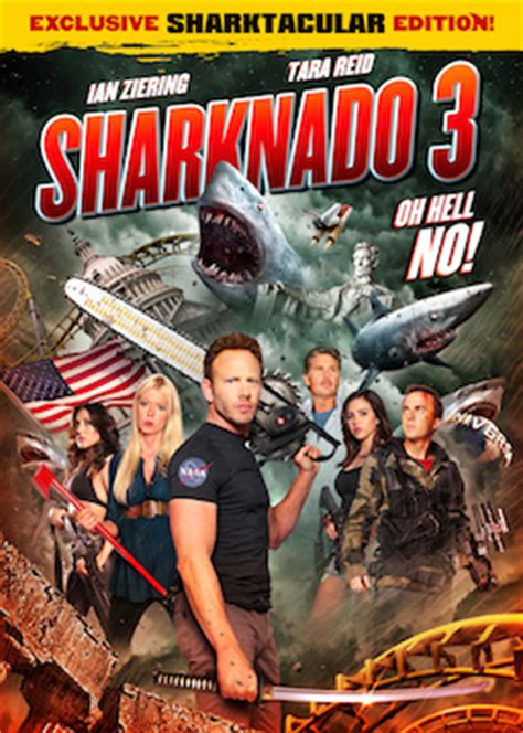 Sharknado 3: Oh Hell No! 2015  streaming vf