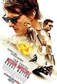 Mission: Impossible - Rogue Nation 2015  streaming vf