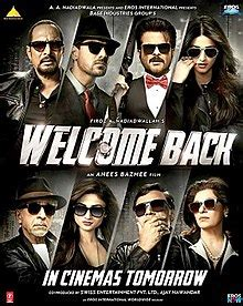 Welcome Back 2015  streaming vf