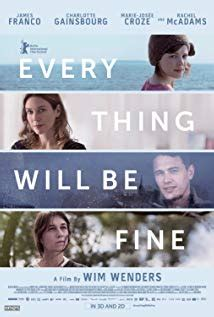 Every Thing Will Be Fine 2015 streaming vf