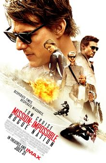 Mission : Impossible - Rogue Nation 2015 streaming vf