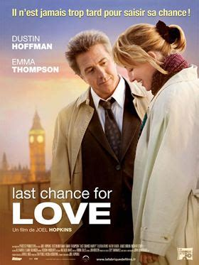 Last chance for love 2008 streaming vf