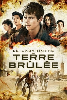Le Labyrinthe : La Terre brûlée 2015 streaming vf