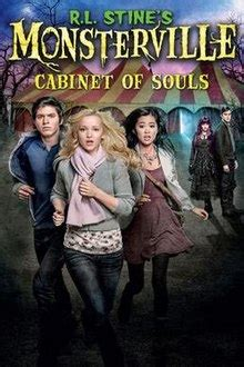 R.L. Stine's Monsterville : The Cabinet of Souls 2015 streaming vf