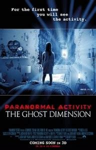 Paranormal Activity: The Ghost Dimension 2015 streaming vf