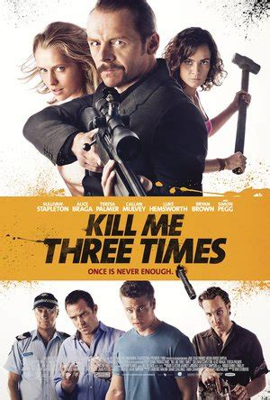 Kill Me Three Times 2015 streaming vf