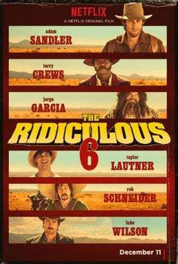 The Ridiculous 6 2015 streaming vf