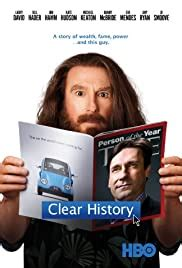 Clear History 2013 streaming vf