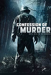 Confession of Murder 2012 streaming vf