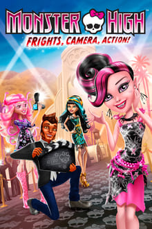 Monster High: Frissons, Caméra, Action ! 2014 streaming vf
