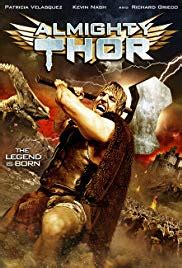 Almighty Thor 2011 streaming vf