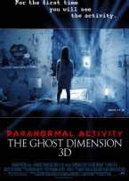 Paranormal Activity - The Ghost Dimension 2015 streaming vf
