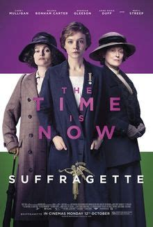 Les Suffragettes 2015 streaming vf