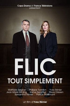Flic tout simplement 2016 streaming vf