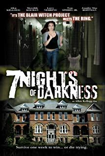 7 Nights Of Darkness 2011 streaming vf