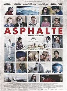 Asphalte 2015 streaming vf