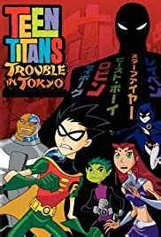 Teen Titans: Trouble in Tokyo 2007 streaming vf